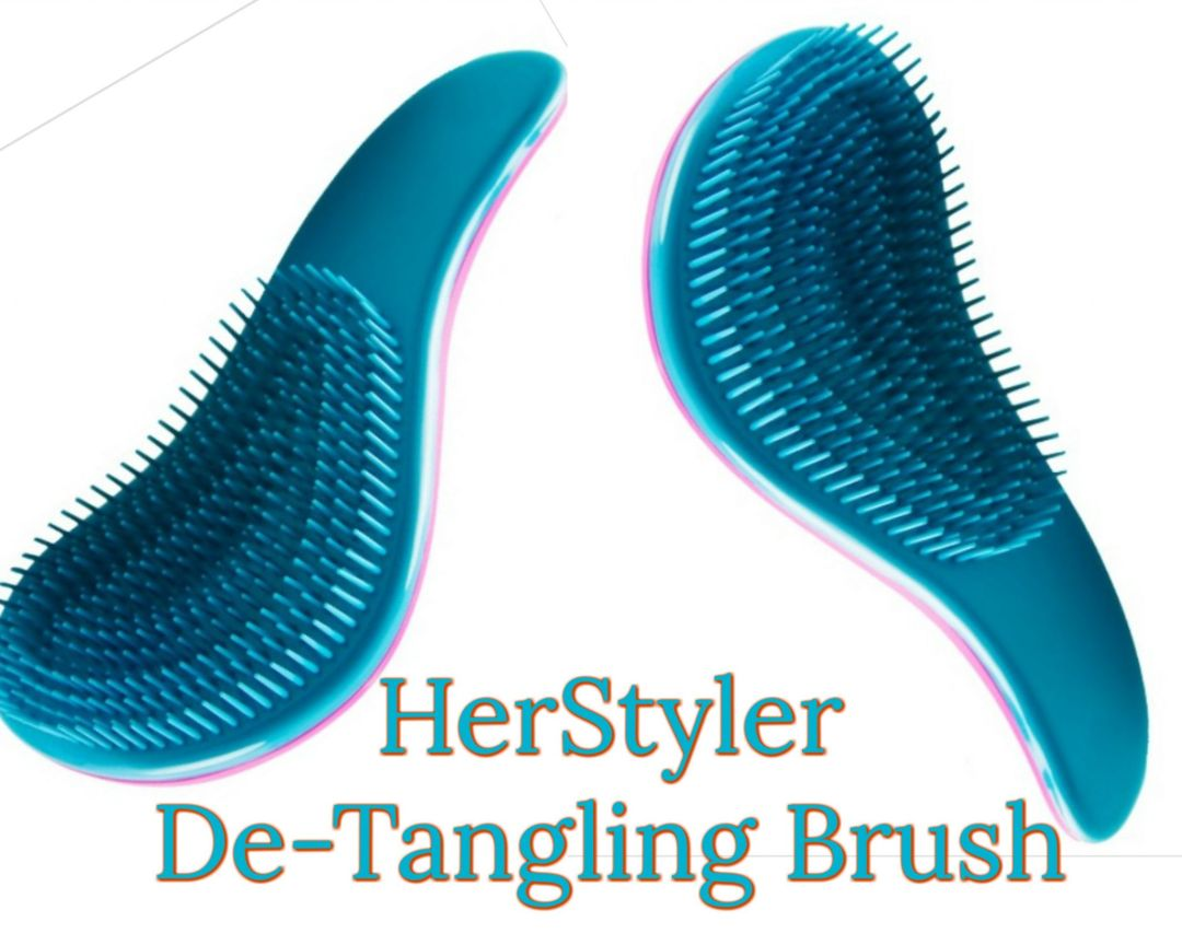 Enter to win Mixed Chicks CoWash and HerStyler Detangling Brush hair products in giveaway from Seriously Natural!