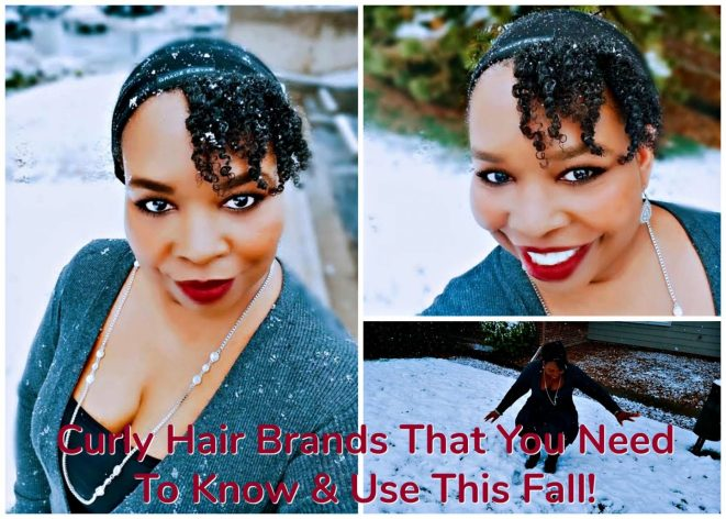 Curly Hair Brands That You Need To Know & Use This Fall! We want you aware on what's here just for your coils, curls and kinks!