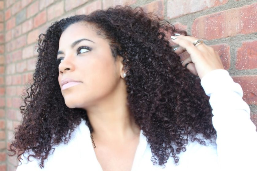 How to get sheen to your natural hair with DIY recipes.