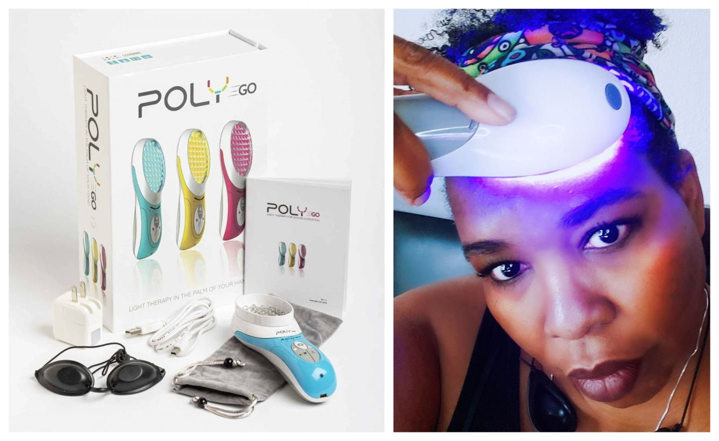 Light Therapy, A Proven Acne Solution | POLY GO