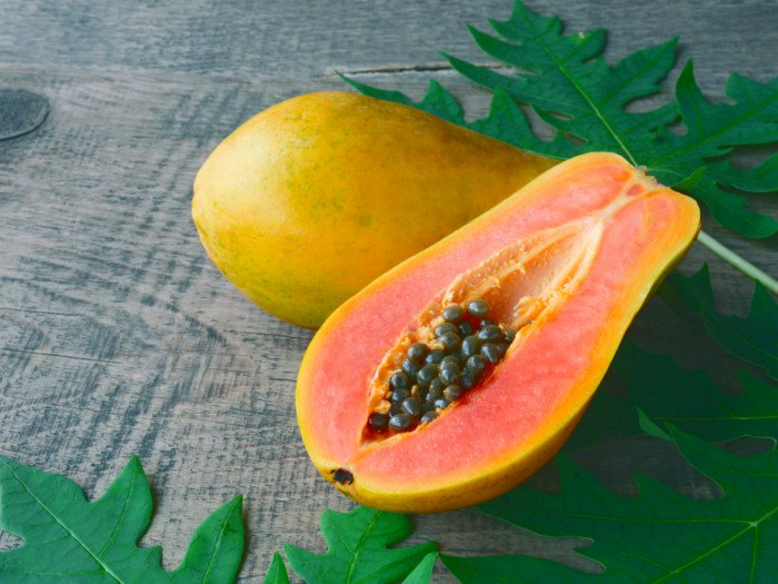 Papaya For Excellent Scalp Health And Hair Growth
