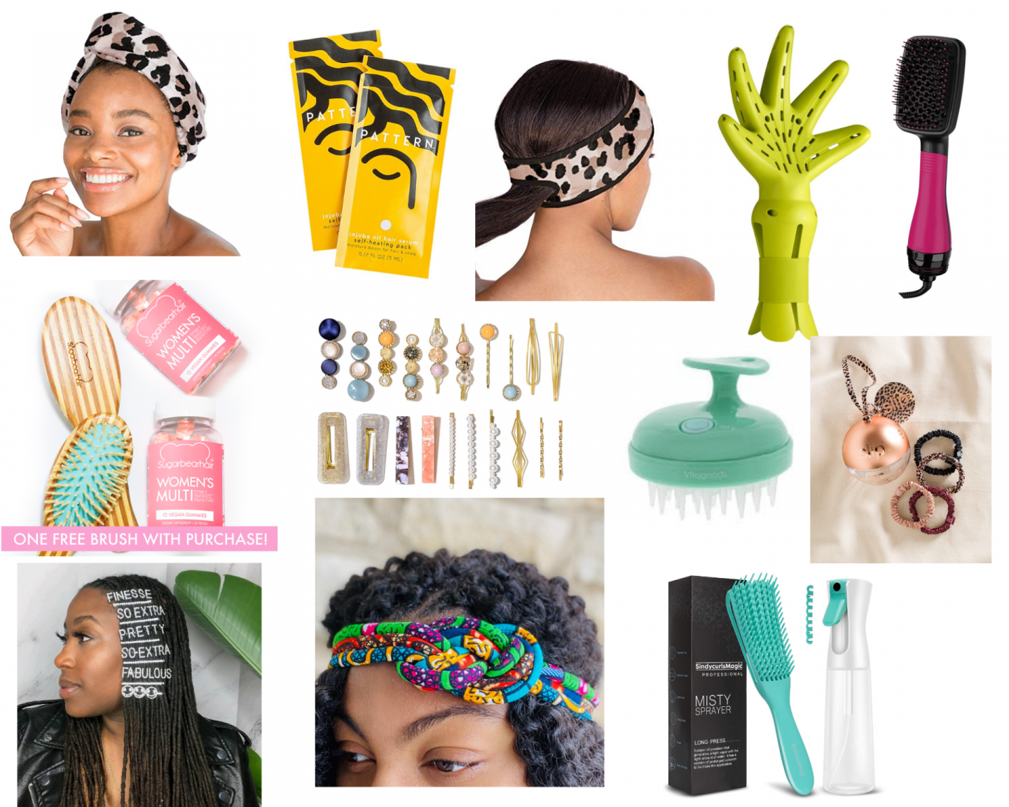 Natural Hair Gift Guide 2020 is here and we've got the best of the best! From super expensive to INEXPENSIVE, our list is for your budget.