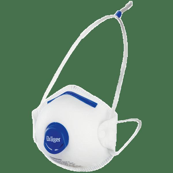 1350V N95 X-plore® Respirador Dräger