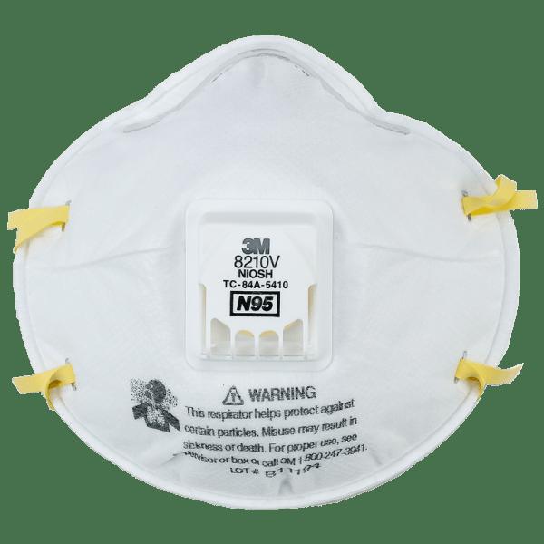 8210V N95 Respirador 3M™