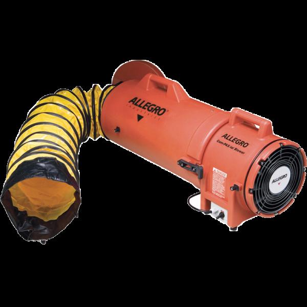 9536-25 Ventilador Compaxial + Ducto