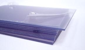PVC transparent