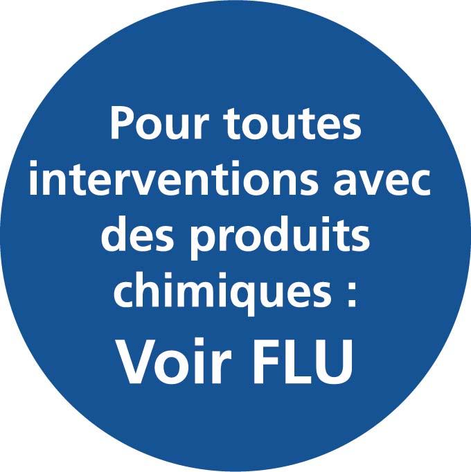 Intervention produits chimiques - Flu Image