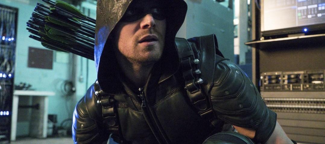 Arrow 4. Sezon 12. Bölüm