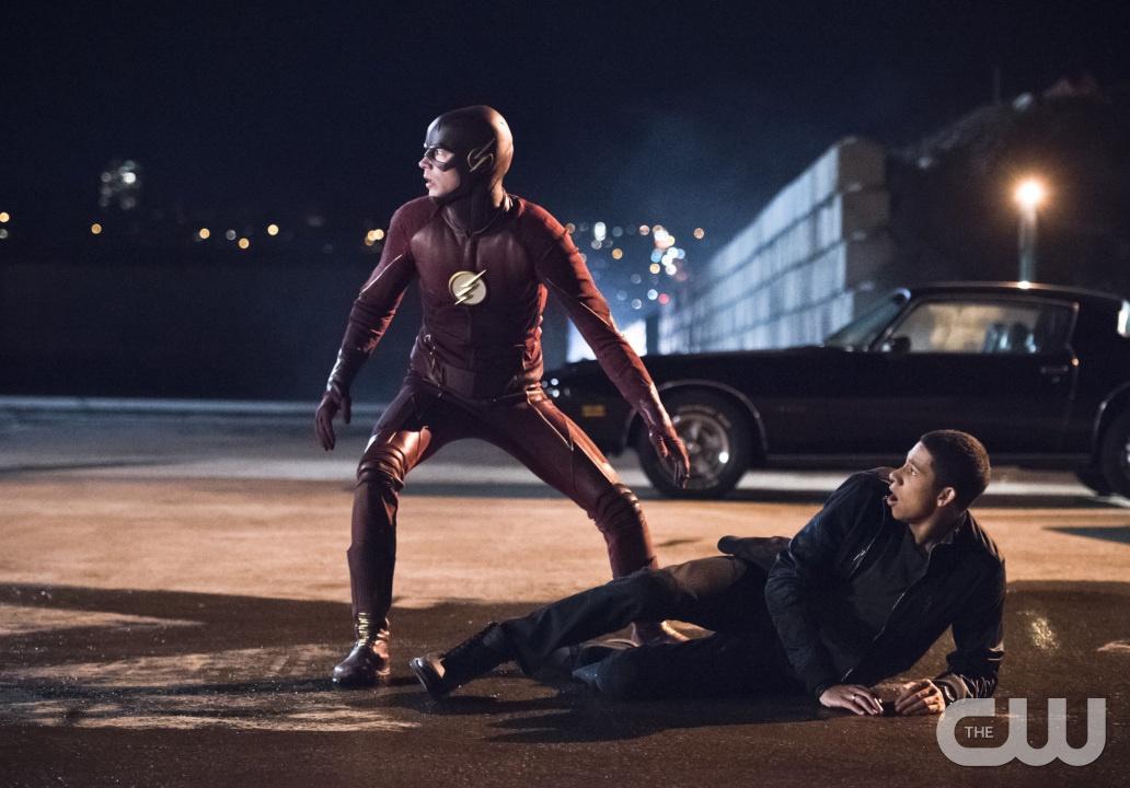 The Flash 2. Sezon 12. Bölüm