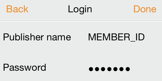 GoCoder login