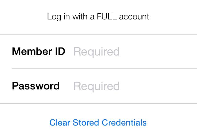 iphone uploads-login