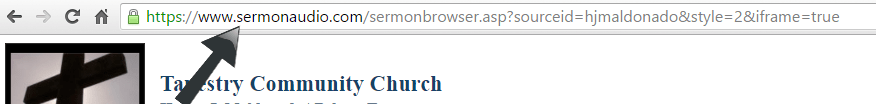 sermon-browser-iframes-link