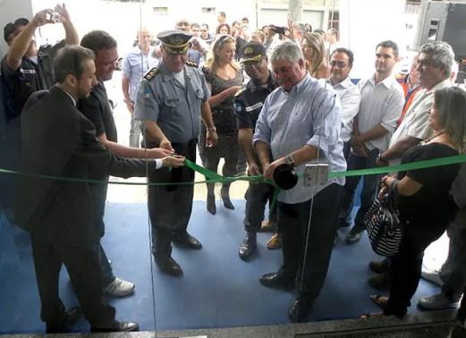 inauguração DPO Martinazzo