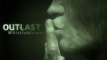 Outlast whistleblower dlc