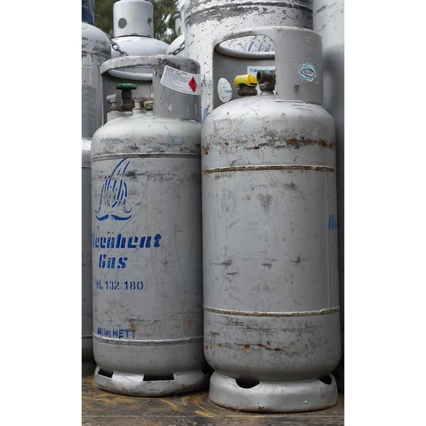 Gas 18Kg Forklift LS Cyl