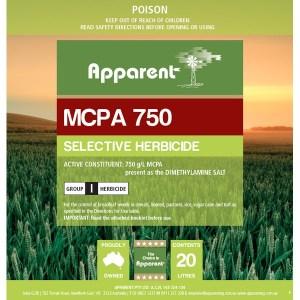 Apparent MCPA 750 5L