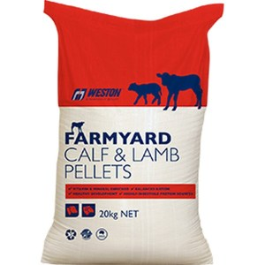 Calf and Lamb Pellets