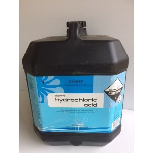 Hydrochloric Acid 20L (exchange)