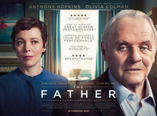 """Anthony Hopkins es el protagonista de """"El Padre""""   Serperuano.com"""