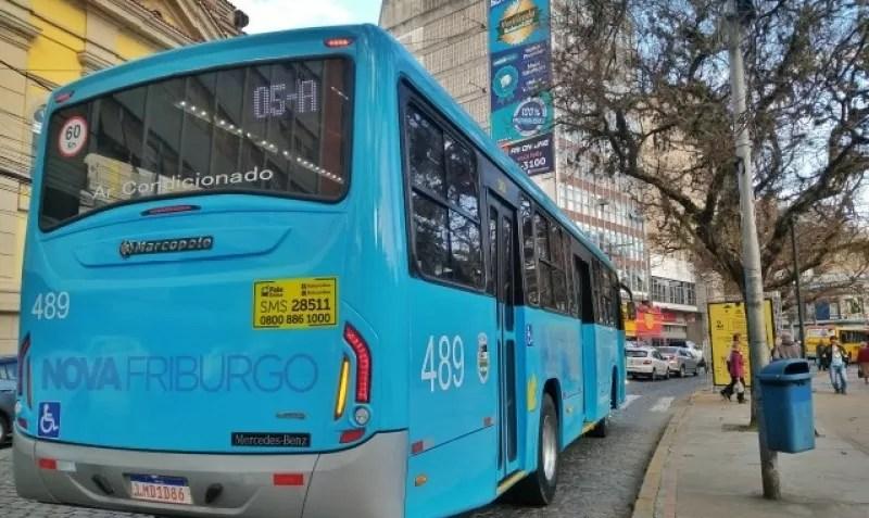 Faol vai entregar serviço de transporte público para a Prefeitura de Nova Friburgo