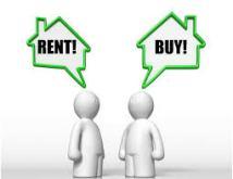 buy rent
