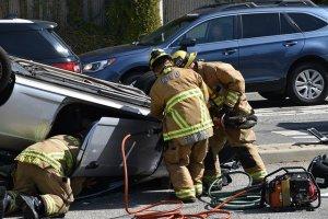 car crash rescue