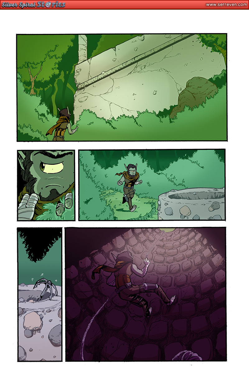 Orthos: Eye for Vengeance – Pg 2