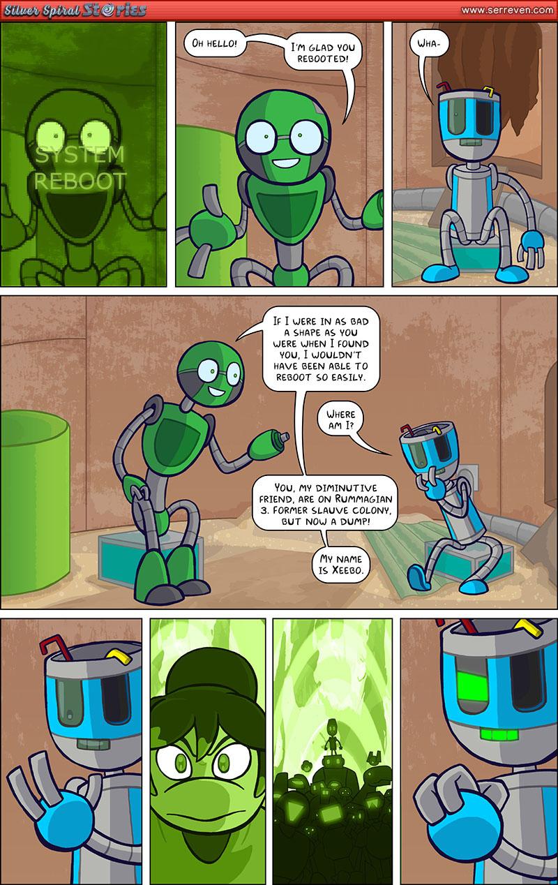 """""""Reboot"""" – Pg 3"""