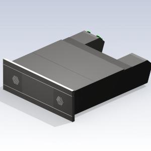 Interrupteur automatique de façade P 7091