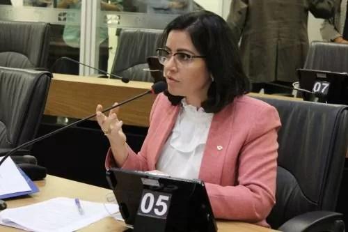 Deputada estadual Pollyanna Dutra visita sertão e se reúne com vereadores em Lagoa