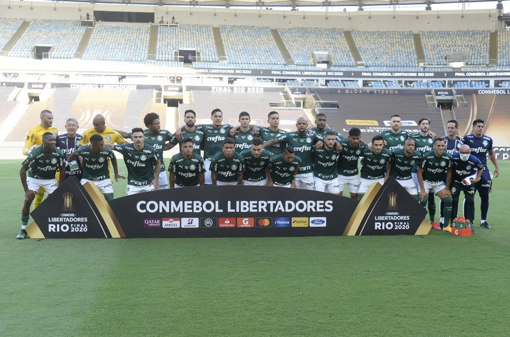 Palmeiras soma mais de R$ 120 milhões em premiação por título da Libertadores; veja números