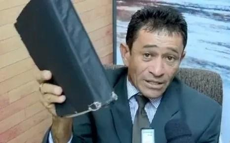 Promotoria de Justiça de Sousa arquiva denúncia contra pastor que chamou imagem de Nossa Senhora de demônio e praga do apocalipse