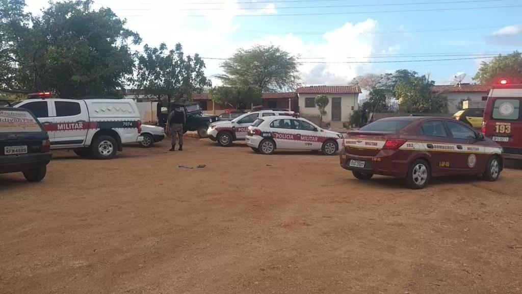 Polícia Militar e Corpo de Bombeiros desencadeiam a Operação Cidade Segura na região de Catolé do Rocha