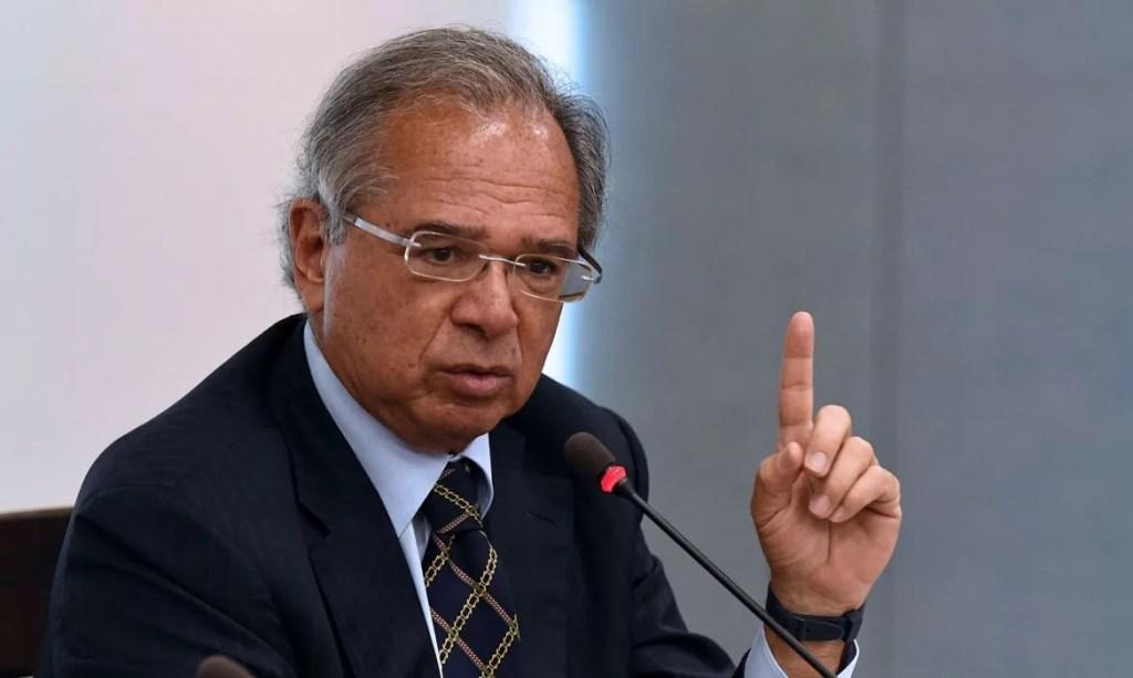 Auxílio emergencial pode ficar para abril, diz o ministro Paulo Guedes
