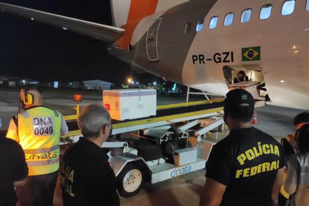 Paraíba recebe novas doses e amplia cobertura vacinal contra Covid-19