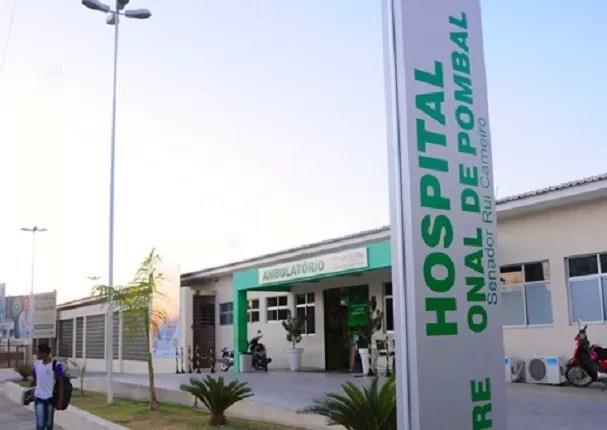 Três altas médicas foram registradas neste final de semana no Hospital Regional de Pombal. Confira: