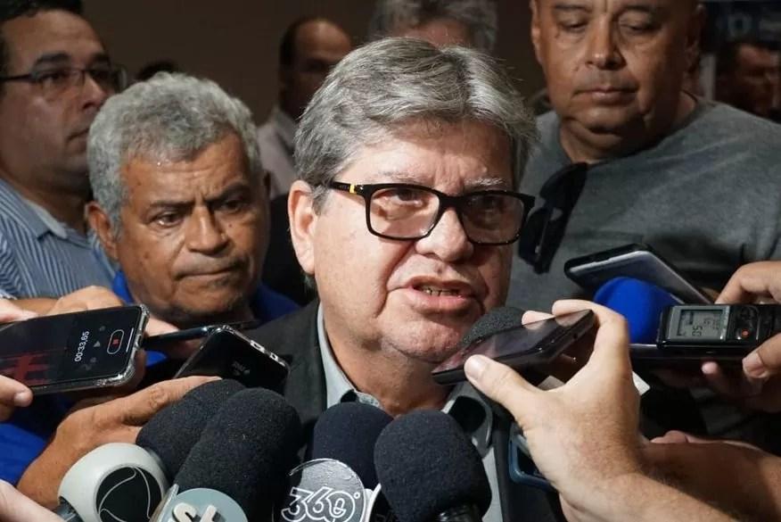 Governador alerta para risco de colapso na saúde