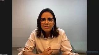 Pollyanna Dutra lamenta vazio diplomático em que o Brasil se encontra