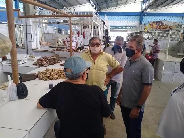 Mercado da Carne e feira livre funcionarão no sábado, dia 1° de maio