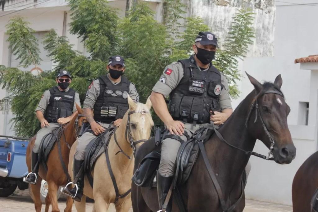 POLÍCIA MILITAR SEGUE COM A OPERAÇÃO CIDADE SEGURA NA ÁREA DO 14º BPM
