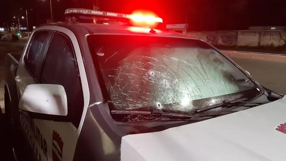 Três suspeitos de roubo morrem após perseguição e confronto com a PM
