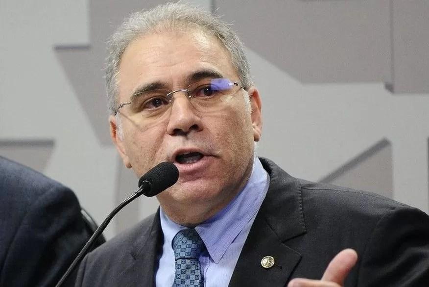Ministro da Saúde Marcelo Queiroga visita a Paraíba nesta sexta-feira; confira agenda