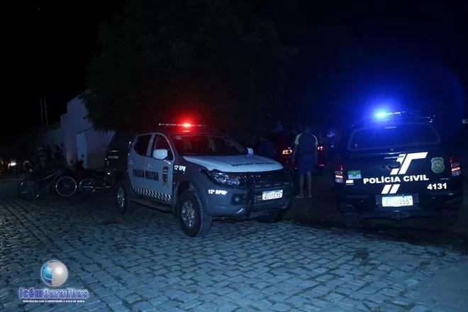 Mulher é assassinada a tiros dentro de Salão de Beleza em Caraúbas/RN