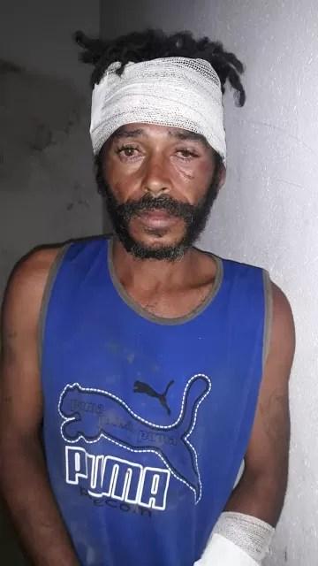 Homem é preso em flagrante arrombado casa em Capoeiras em Cajazeiras