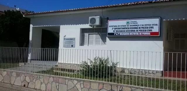 Delegado que estava atuando em São Bento assume 1ª delegacia de policia civil de Pombal