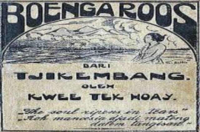 Boenga Roos dari Tjikembang, sumber: detikbuzz.com
