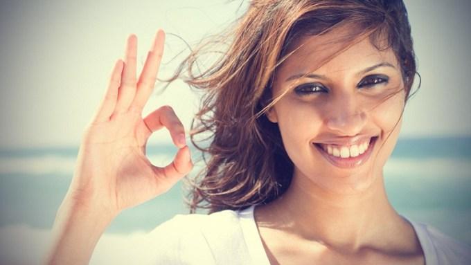 Yuk jadi wanita yang optimis! Gambar via: youqueen.com