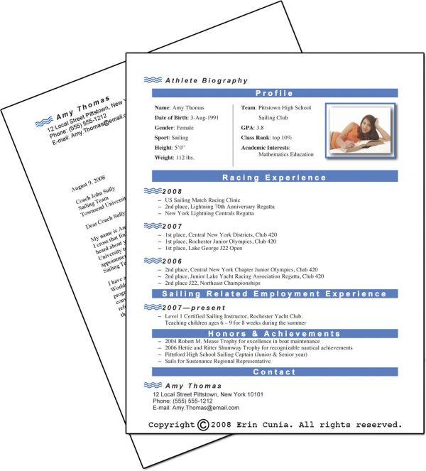 Contoh Lengkap Membuat Curriculum Vitae Beserta Panduannya Seruni Id