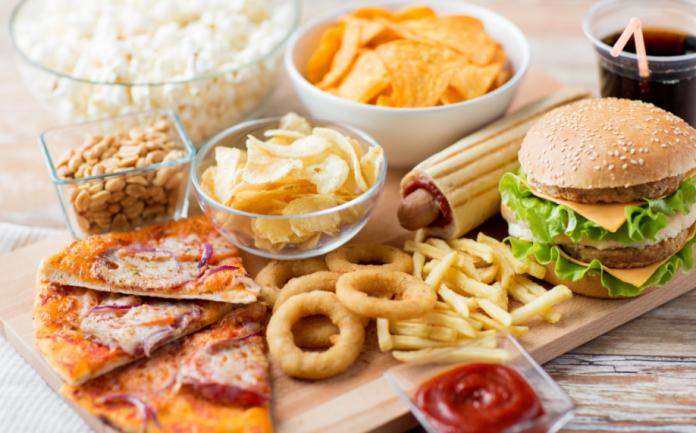 Rahasia Awet muda dengan tidak mengkonsumsi junk food
