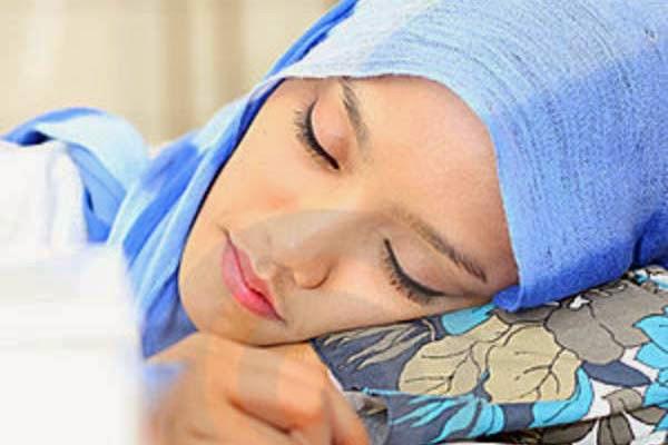 Tidur siang untuk meningkatkan tekanan darah
